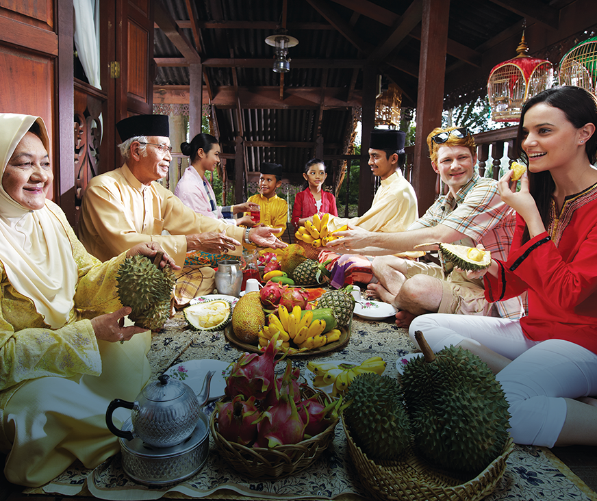 Learning some Malay opens you up to wonderful opportunities for expressions of Malaysian hospitality.